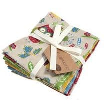 Fat Quarters and Fat Eights