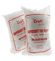 The Craft Factory Toy Filling/Stuffing 250g