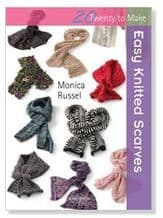 Twenty to Make - Easy Knitted Scarves