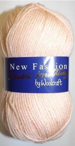 Woolcraft New Fashion DK 220 Face    All colours   The Crafty Otter's Holt