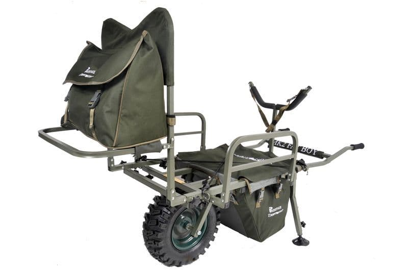 Carp Porter MK2 Fat Boy All Terrain Barrow
