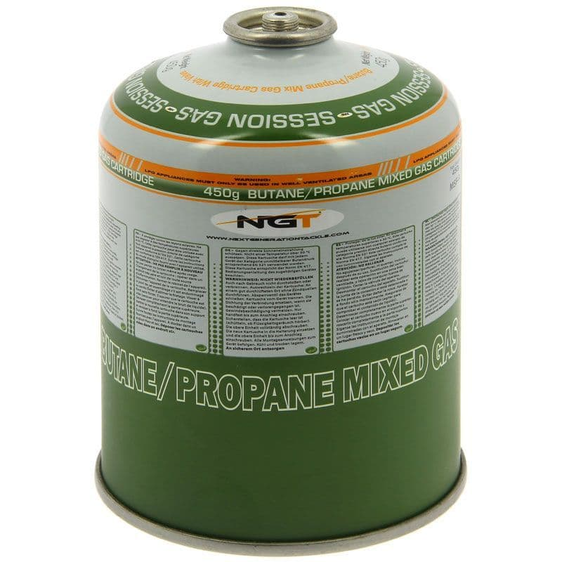 NGT 450g Butane Gas Canister