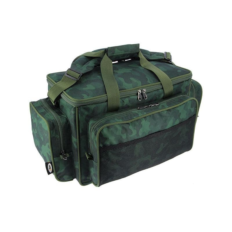 NGT Insulated Camo Carryall
