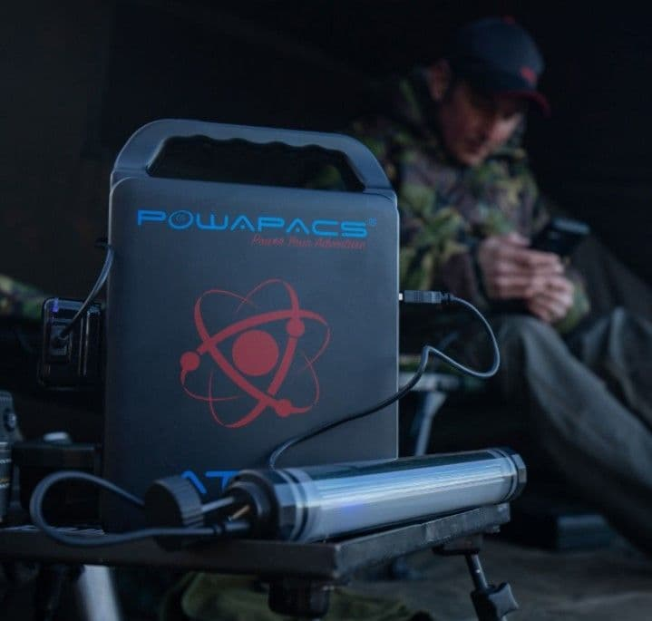 Powapacs Atom 60/78,000mAh Carp Fishing Power Packs