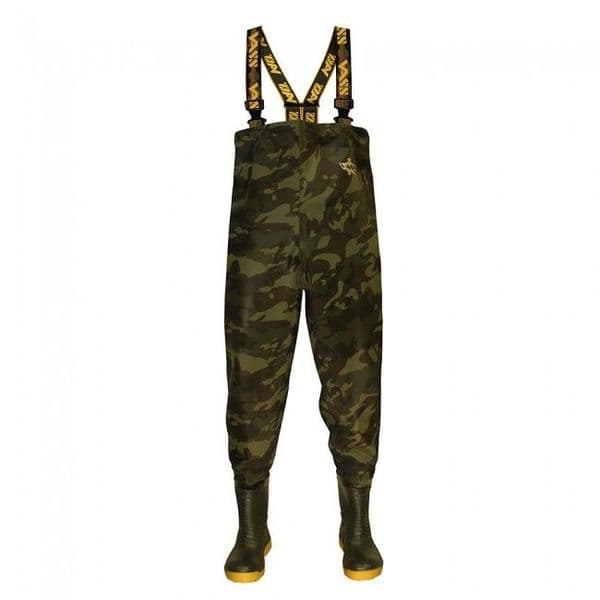Vass-Tex 785 Series Heavy Duty Camouflage Chest Waders
