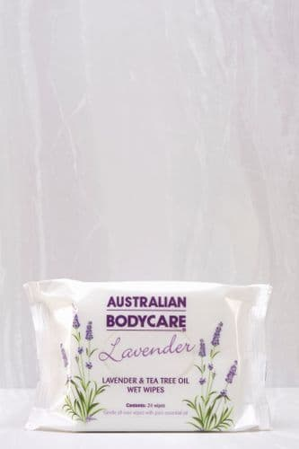 Lavender Wipes