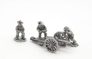 <n>BW13 </n>Boer 75mm Creusot with crew, limber and horses (1)