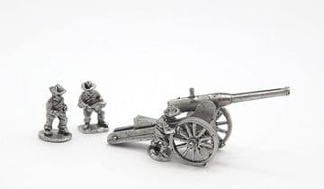 <n>BW14 </n>Boer 155mm Creusot with crew, limber and horses (1)
