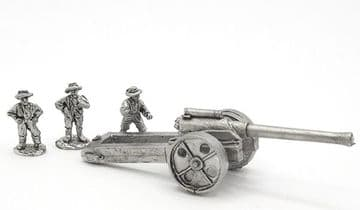 <n>BW9 </n>Naval 4.7 inch gun with crew, limber and horses (1)
