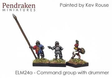 <n>ELM24a </n>Command group with drummer (18)