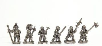 <n>ER17 </n>Men-at-arms on foot, plate armour