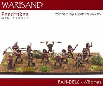<n>FAN-DEL6 </n>Witches (12)