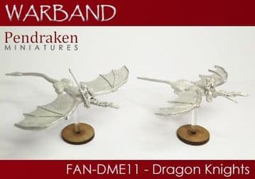 <n>FAN-DME11 </n>Dragons with Knights (2)