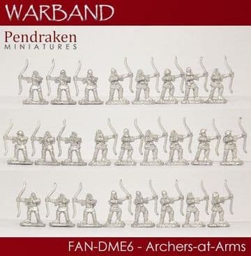 <n>FAN-DME6 </n>Archers-at-Arms (25)