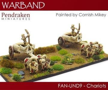 <n>FAN-UND9 </n>Chariots with riders (2)