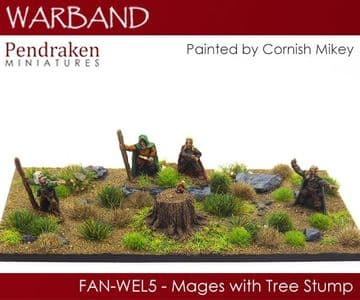 <n>FAN-WEL5 </n>Mages with tree stump (5)