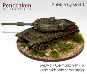 <n>MDV6 </n>Centurion Mk 5 (20 pdr with fume extractor)