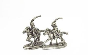 <n>MON2 </n>Light cavalry, with sword and bow
