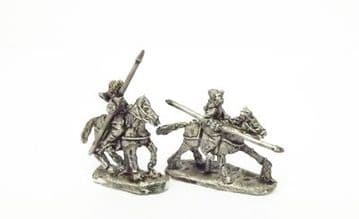 <n>MON3 </n>Light cavalry, with spear and bow
