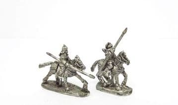<n>MON6 </n>Medium cavalry, with spear and bow