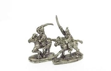 <n>MON8 </n>Heavy cavalry, with sword and bow