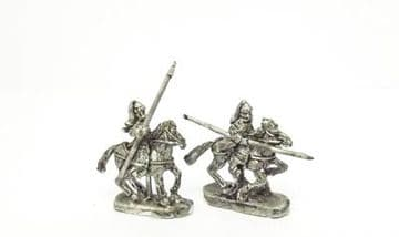 <n>MON9 </n>Heavy cavalry, with spear and bow