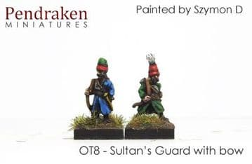 <n>OT8 </n>Sultans guard with bow