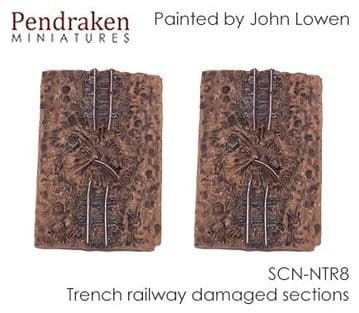 <n>SCN-NTR8 </n>Trench Railway damaged sections