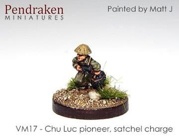 <n>VM17 </n>Chu Luc Assault Pioneer with satchel charge