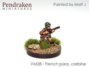 <n>VM28 </n>French para with carbine