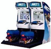 Arctic Thunder Twin Driving Game