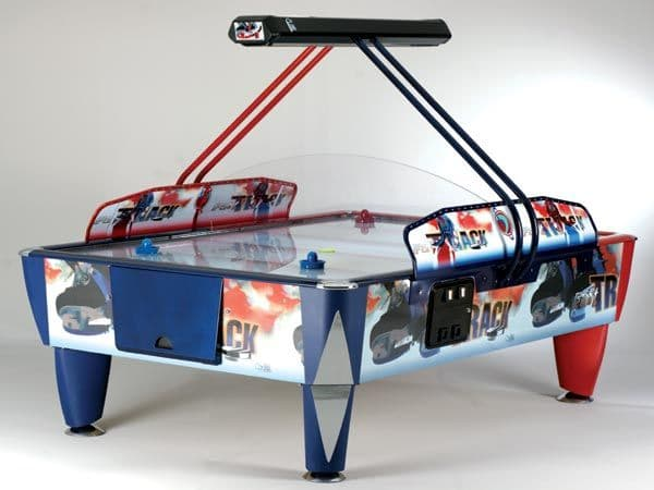 Sam Double Fast Track Air Hockey Table 8 and a half foot