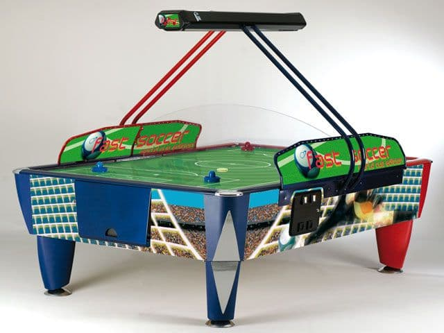 Sam Fast Soccer Double Air Hockey Table 8 and a half foot