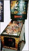 Star Wars Trilogy Pinball