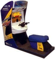 Wave Runner Driving Game