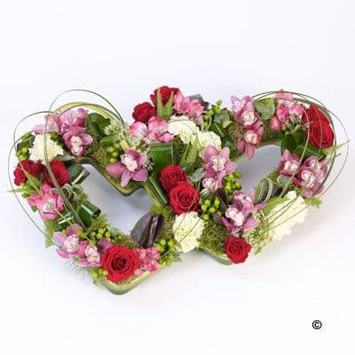 Double Heart Tribute - Mixed