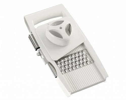 LEIFHEIT All Purpose Coarse & Fine Cheese Vegetable Grater