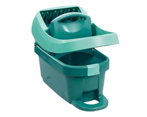 LEIFHEIT Click System Profi XL Mobile Press Mop  Bucket