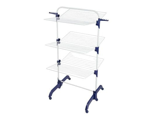LEIFHEIT  Comfort 420 Tower Free Standing Clothes Laundry Airer Dryer