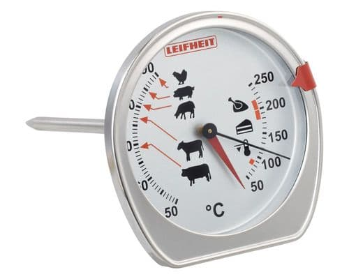 LEIFHEIT Food Meat Poultry Temperature Thermometer Probe