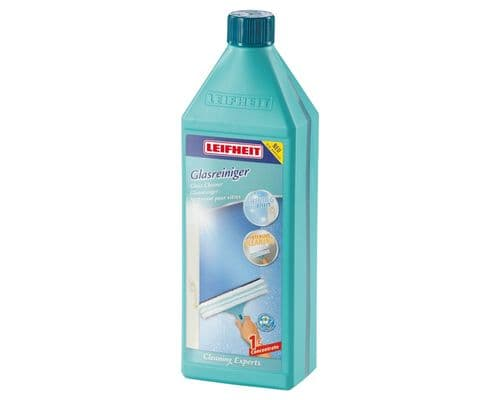 LEIFHEIT Glass Mirror Window Cleaning Liquid Solution 1000ml