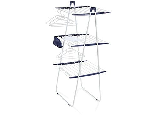 LEIFHEIT Pegasus 200 Tower Deluxe Free Standing Clothes Airer Dryer