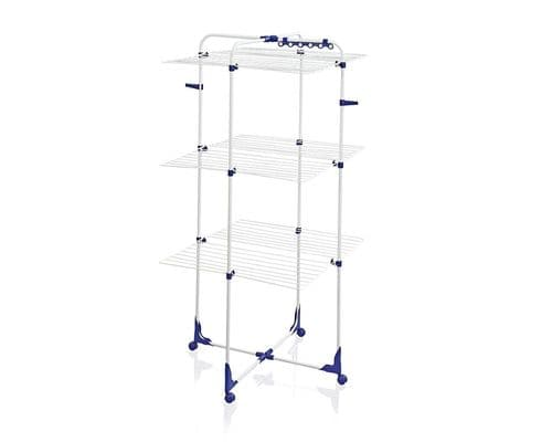 LEIFHEIT Classic Tower 340 Clothes Laundry Washing Airer Dryer