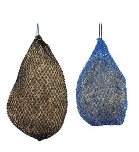 SHIRES GREEDY FEEDER HAYLAGE NET SMALL BLUE