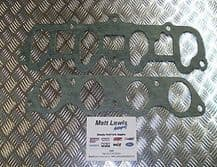 Fiesta RS Turbo 1.6 EFI Inlet Gaskets x 2 Genuine Victor Reinz