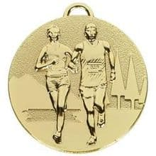 50mm Cross Country Medal