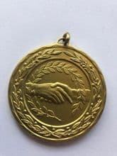 6th Class/ Graduation Friendship Medal with free engraving