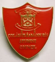 Custom Made Personalised Shield Badges Min 100  Pieces