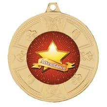 Eire Attendance Medal including Personalisation