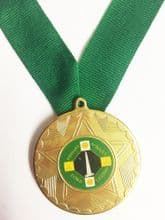 Horizon Medal Deal Including Your Logo & Ribbon, Pack of 200 only €1.40 each